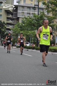 Mizuno Infinity Run